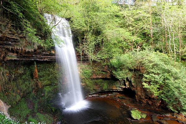Glencar Waterfall, Leitrim, Ireland