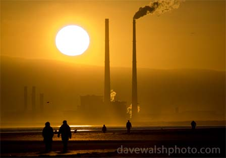 Climate change: Photographer Dave Walsh, Solar Power vs. Fossil fuels, Environmental photographer of the year 2009