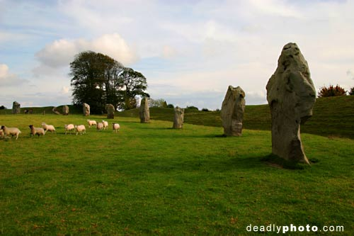 The Outer Circle: Megaliths in Avebury, Wiltshire