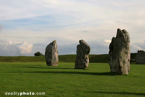 The Southern Inner Circle: Megaliths in Avebury, Wiltshire