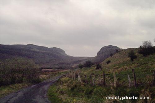 Carrowkeel: The Valley