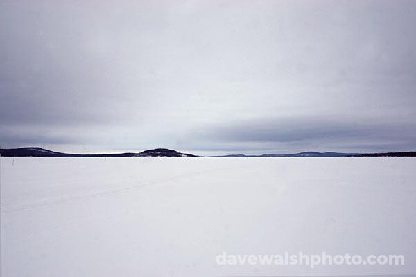Lake Inari, Lapland, Finland © Dave Walsh 2005