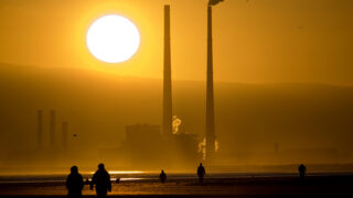 Ireland and fossil fuel dependency