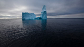 Arctic Iceberg Baffin Bay, Greenland