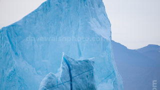 Arctic Iceberg, Kangderluqussuaq, Greenland