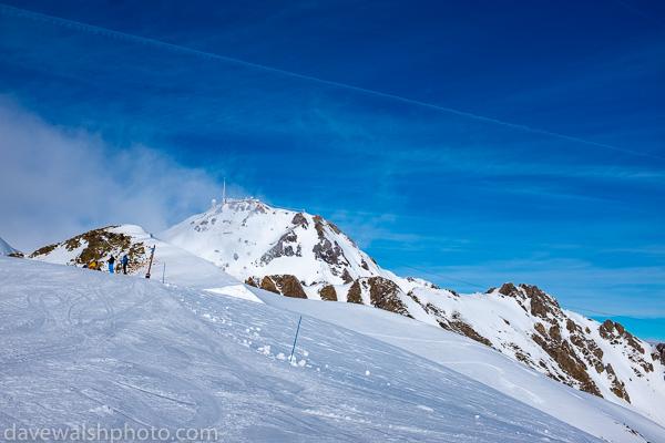View of Le Pic du Midi de Bigorre