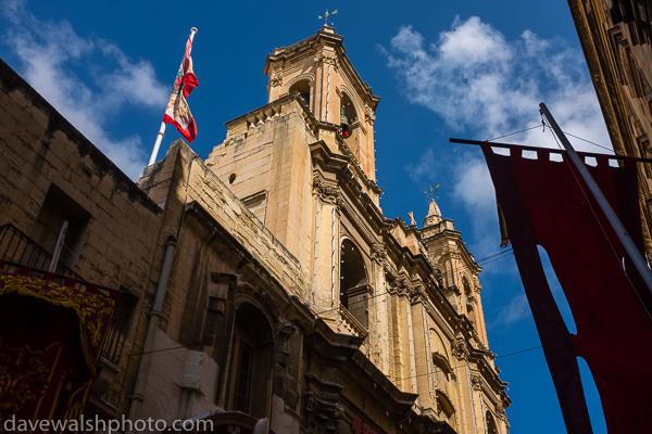 St. Augustine Church, Valletta, Malta