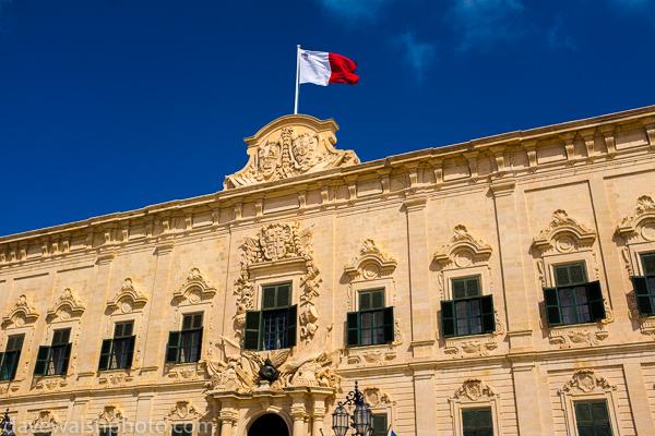 Auberge Castille, Valletta, Malta