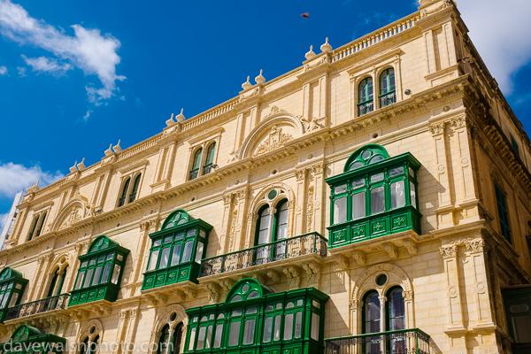 Gio Batta Delia, Valletta, Malta