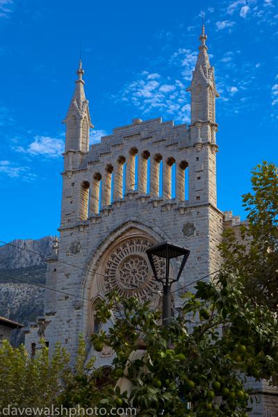 Església de Sant Bartomeu, Soller, Mallorca