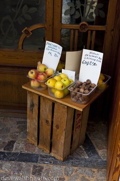 Fruit for sale, Soller, Mallorca