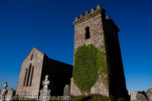 Knights Templar - Knights Hospitaller Church Templetown Wexford