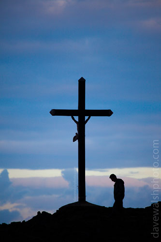 Crucifix, Crucifixion, cross, Collioure, France