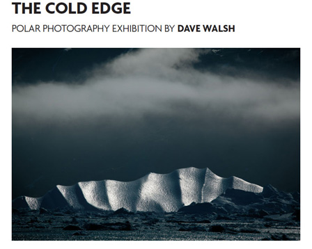 The Cold Exhibition Dave Walsh