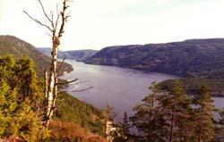 Lake Seljordsvatnet