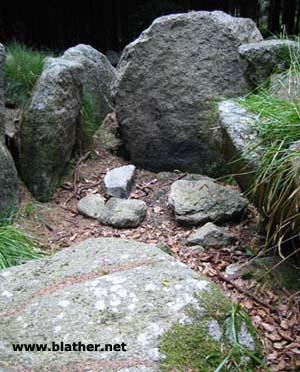 Kilmashogue Wedge Tomb