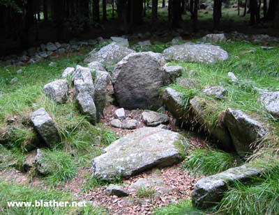 Kilmashogue Wedge Tomb