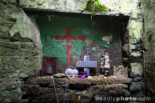 St Brigits Well, Liscannor, Clare, Ireland
