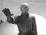 klaatu in spacesuit