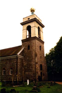 West Wycombe Church
