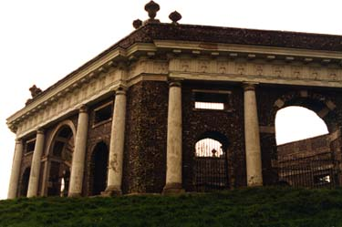 The Dashwood Mausoleum