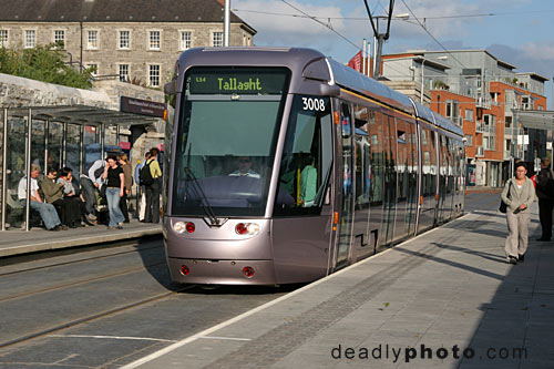 Luas Tram, Dublin