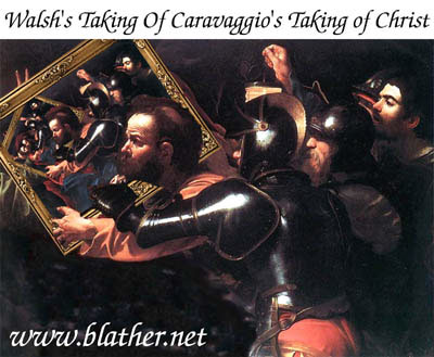 The Taking of Caravaggio's The Taking of Christ