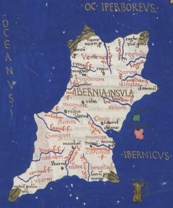 Ptolemy Ireland