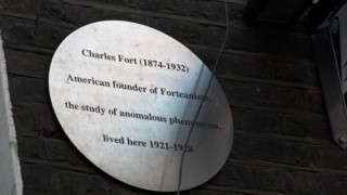 Charles Fort's House, London
