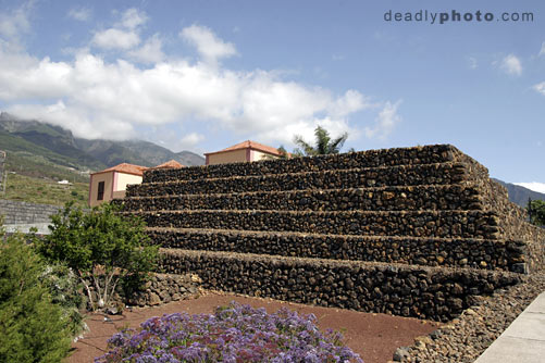 Pyramids of Guimar