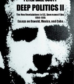 cuba deep essay ii mexico oswald politics Peter dale scott (11 de enero de 1929) es un poeta canadiense y profesor de  lengua inglesa  deep politics two: essays on oswald, mexico, and cuba (1995 , 2007, isbn 0-9790099-4-4)  coming to jakarta: a poem about terror (1989,  isbn 0-8112-1095-2) listening to the candle: a poem on impulse (1992, isbn.